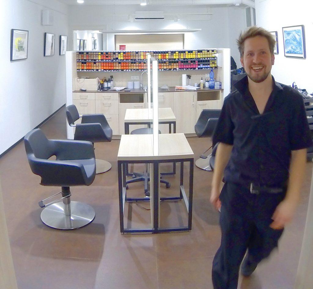 Micha der Friseur Berlin