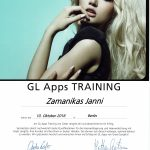 Diplom Great Lengths Apps Janni