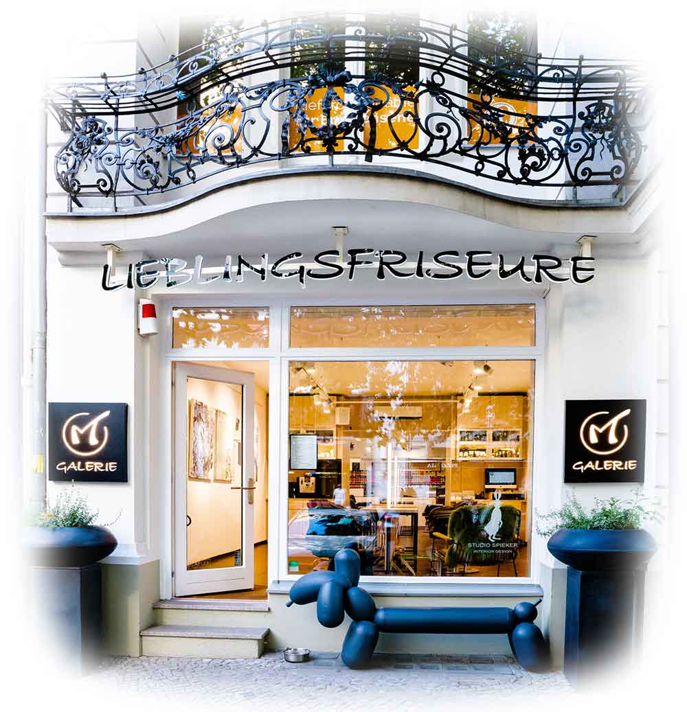 Deine Lieblingsfriseure - Friseur Berlin